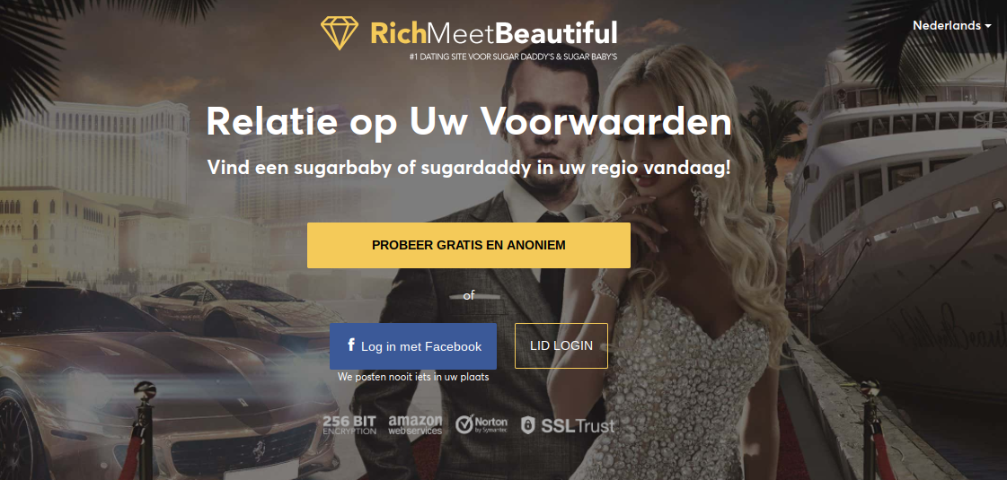 op zoek naar arrangement dating website